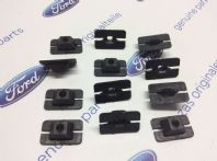 Ford Capri MK3 New Genuine Ford grill and headlamp bezel screw clips.